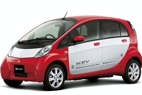 Mitsubishi відкликає електрокари i-MiEV