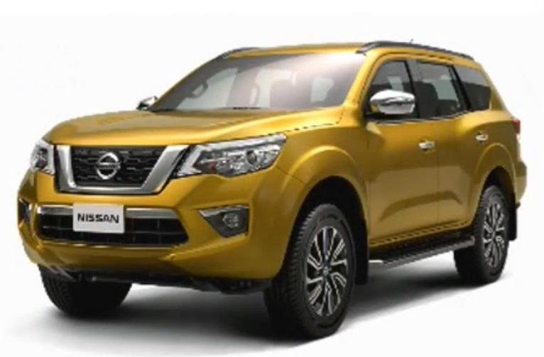 Розсекречена зовнішність нового позашляховика Nissan