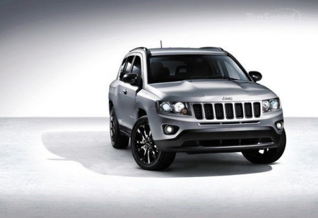 Jeep випускає Compass Black Edition