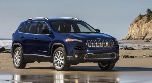 Позашляховик Jeep Cherokee оновився