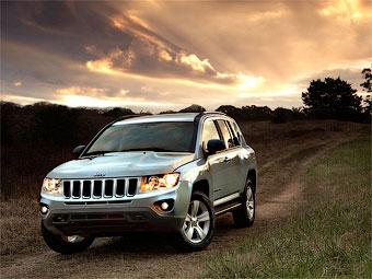 Новий Jeep Compass представили офіційно