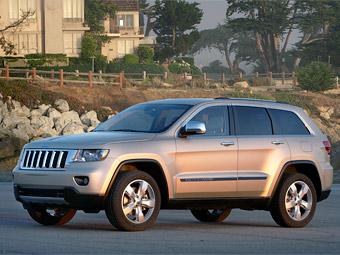 Оголосили ціни на новий Jeep Grand Cherokee