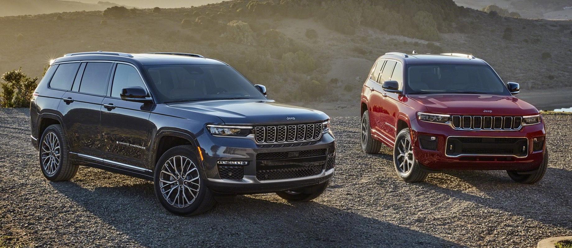 Дебютував новий Jeep Grand Cherokee 2021 року