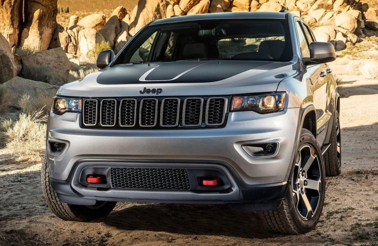Новий Jeep Grand Cherokee: перша інформація