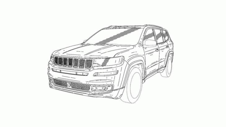 Новий позашляховик Jeep дебютував на перших зображеннях