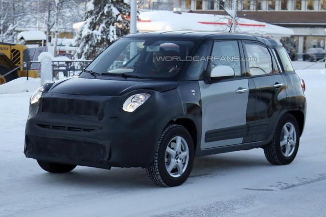 Jeep тестує новий кросовер
