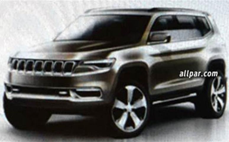 Jeep показав новий Cherokee