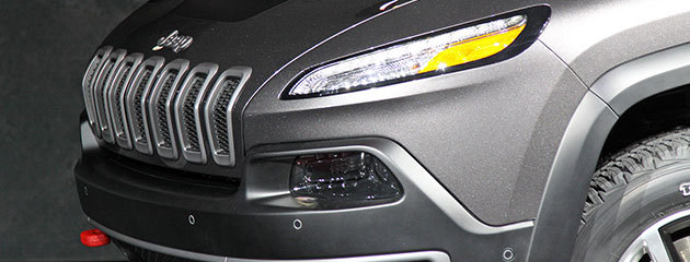 Jeep презентував новий Cherokee