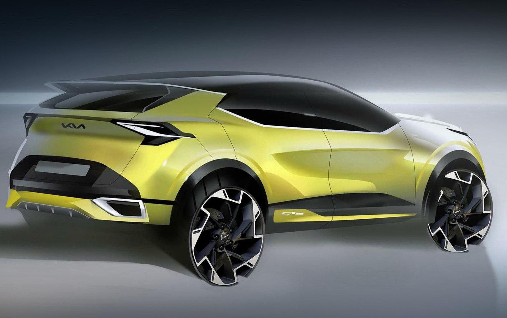 Новий Kia Sportage стане компактом для Європи