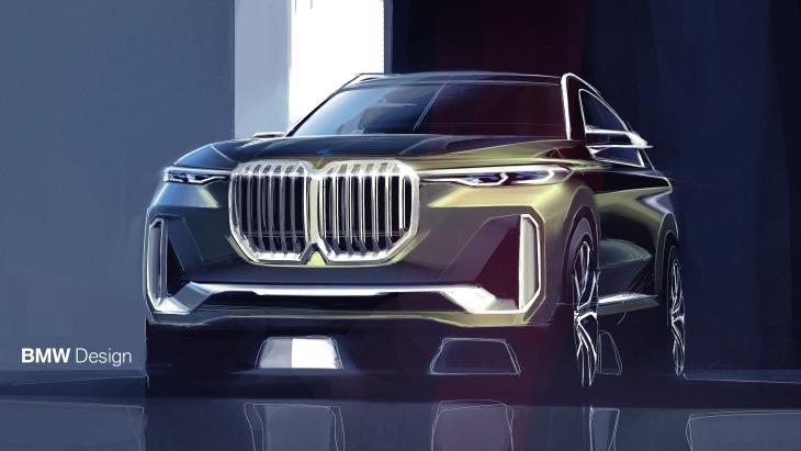 BMW планує випустити флагманський кросовер X8