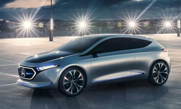 Компактний електрокар Mercedes: нова інформація