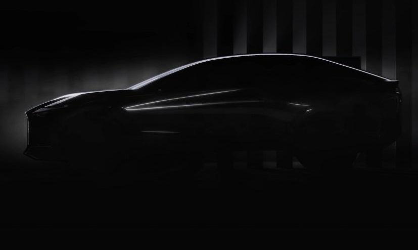 Новий електромобіль від Lexus: перше зображення