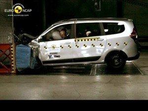 Dacia Lodgy: безпека і дешевизна погано поєднуються