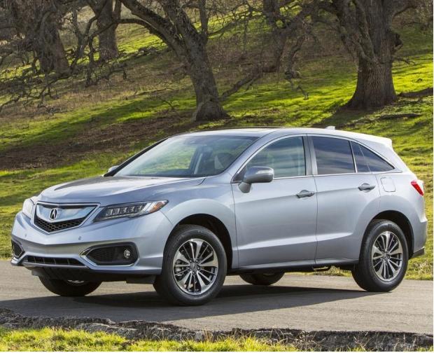 Кросовер Acura RDX 2016: старт продажів