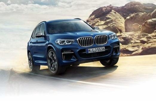 BMW X3 2018: презентація нового кросовера