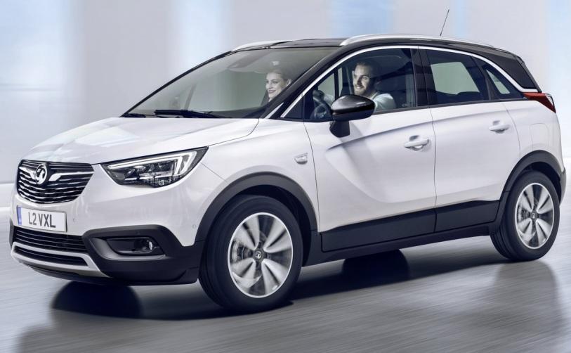 Новий позашляховик Opel Crossland X представлений офіційно