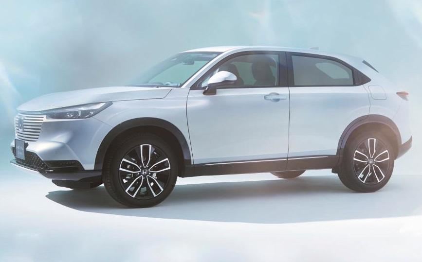 Honda HR-V (2021/2022): офіційна презентація (фото та відео)