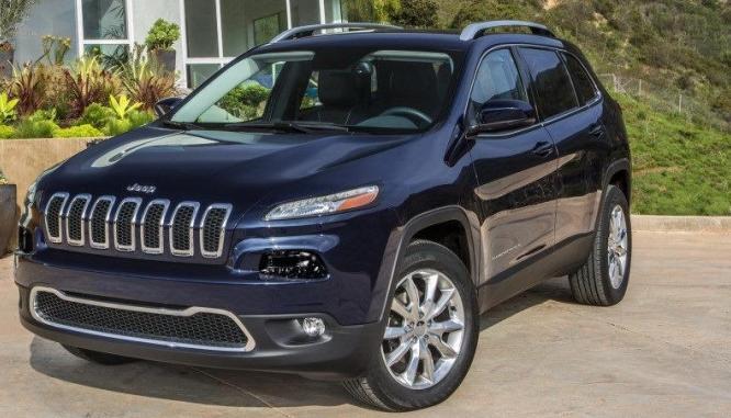 Кросовер Jeep Cherokee оновлюється