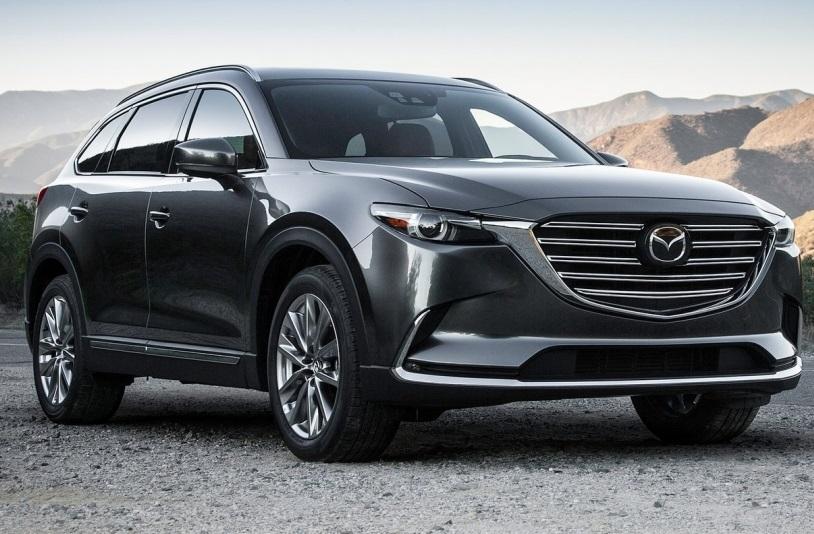 Mazda CX-9: новий кросовер їде в Україну