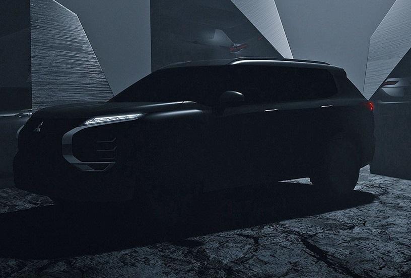 Mitsubishi OUTLANDER 2021: стартувало виробництво IV покоління