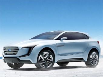 Subaru показала дизайн майбутніх моделей