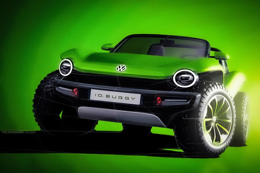 Volkswagen ID.Ruggedzz: новий