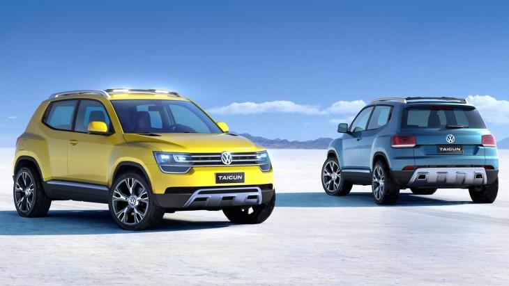 Кросовер Volkswagen Taigun: нова інформація