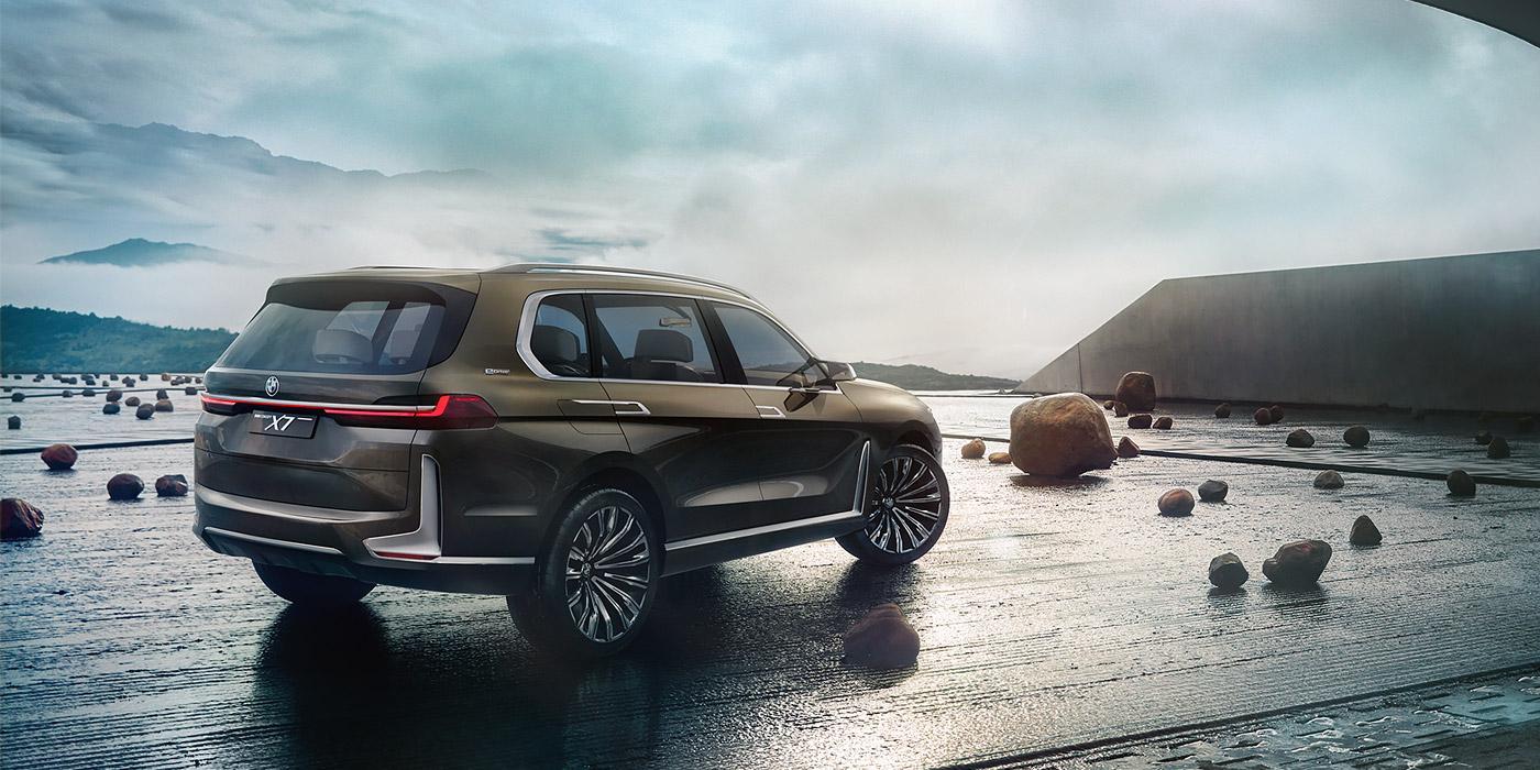 Прем'єра серійного кросовера BMW X7