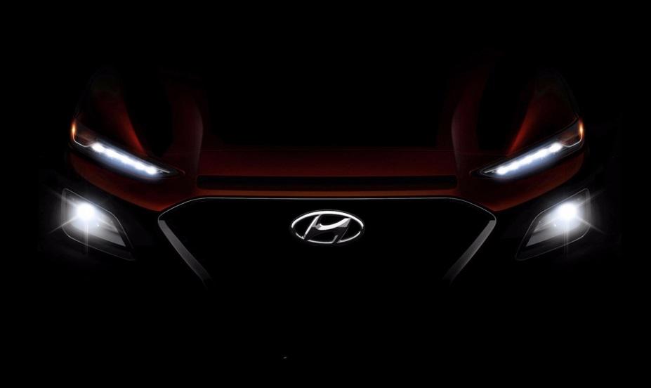 Електричний кросовер від Hyundai: запас ходу 350 кілометрів