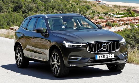 Volvo: відома ціна нового кросовера