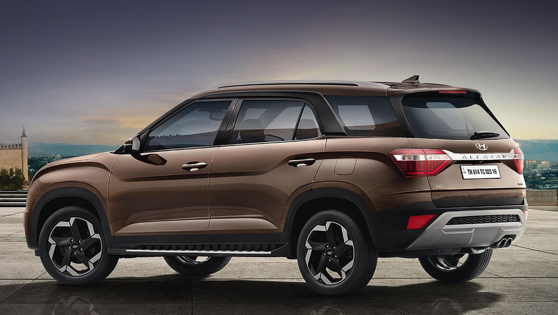 Кроссовер Hyundai Alcazar вийшов на ринок