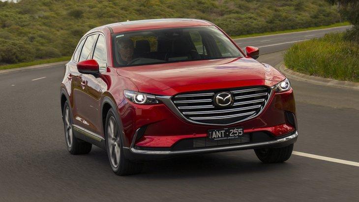 Mazda CX-9 2018: яким буде новий кросовер?