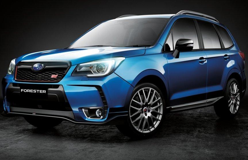 Новий Subaru Forester: старт продажів