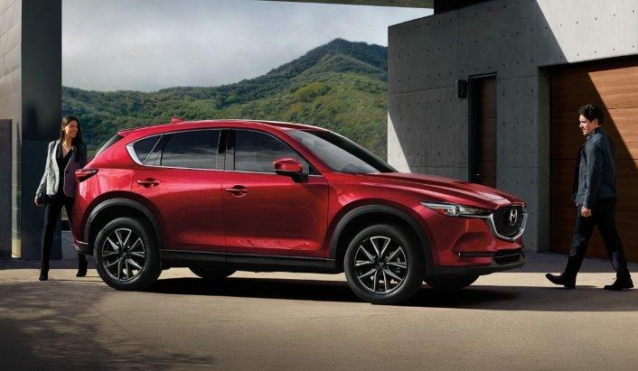 Mazda CX-5 2018: компанія обновила кроссовер