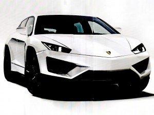Позашляховий Lamborghini покажуть у Пекіні