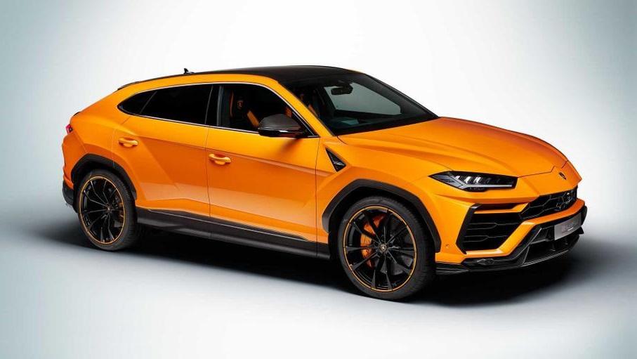 Lamborghini Urus (гібрид) - найпотужніша модель