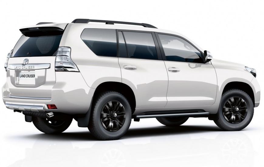 Позашляховик Toyota Land Cruiser отримав нову комплектацію: Invincible X