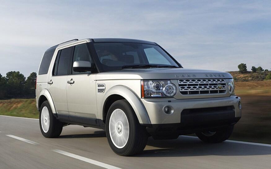 Land Rover масово відкликає автомобілі: витікає паливо