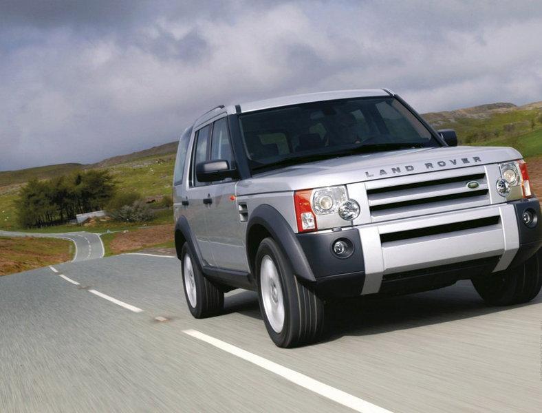 Land Rover Discovery показав 2012