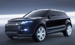 Land Rover выпустит серийную версию концепта LRX в 2011 году