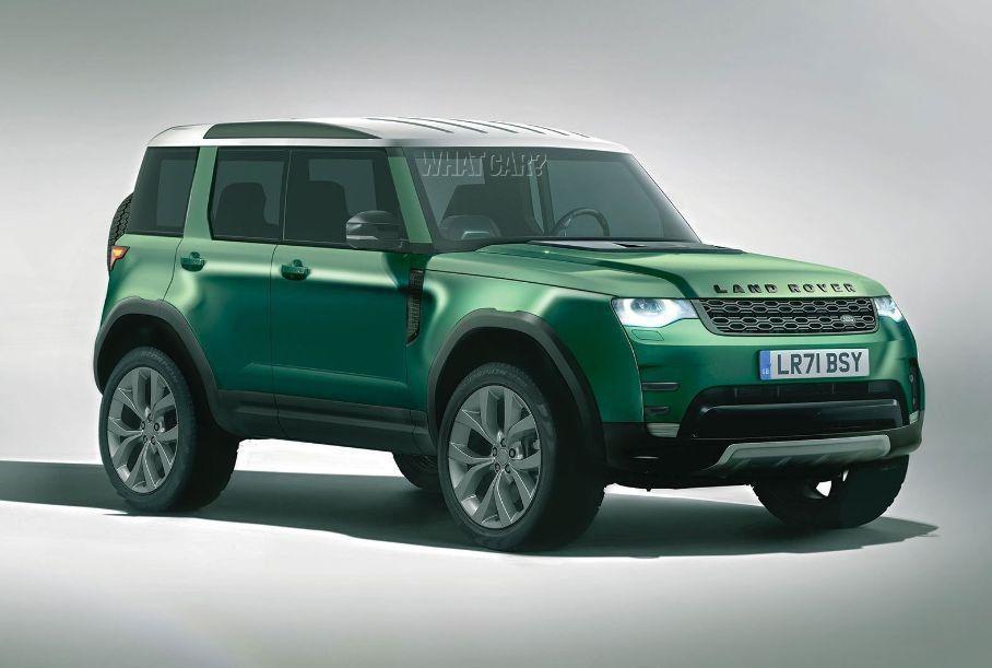 Land Rover випустить доступний позашляховик у 2022 році