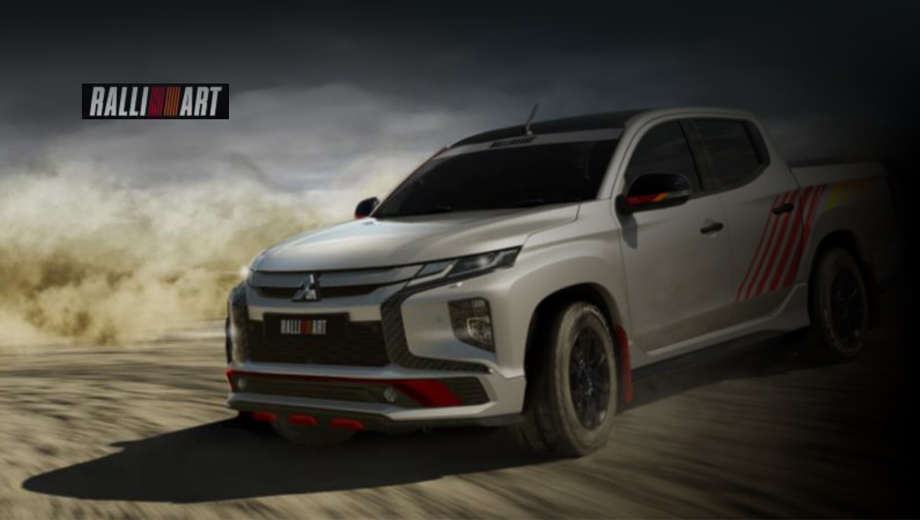 Легендарне Mitsubishi Ralliart повертається