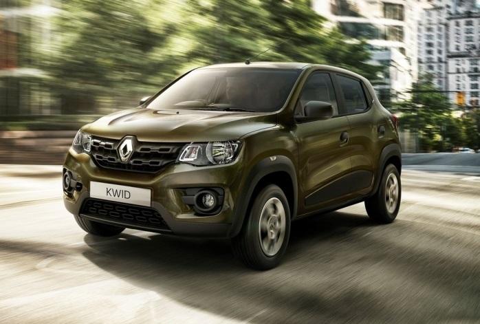Renault Kwid: старт продажів