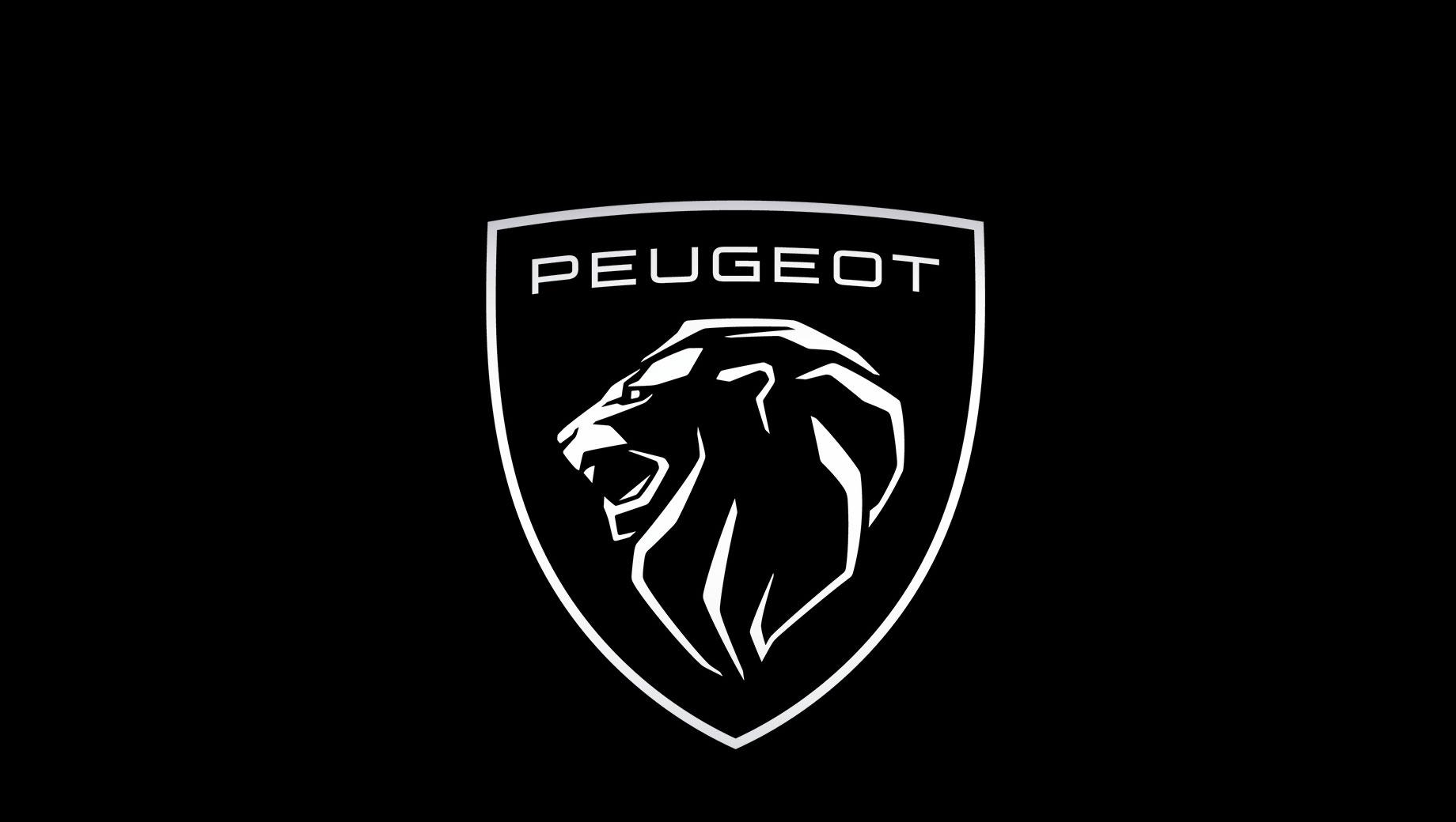 Новий логотип Peugeot