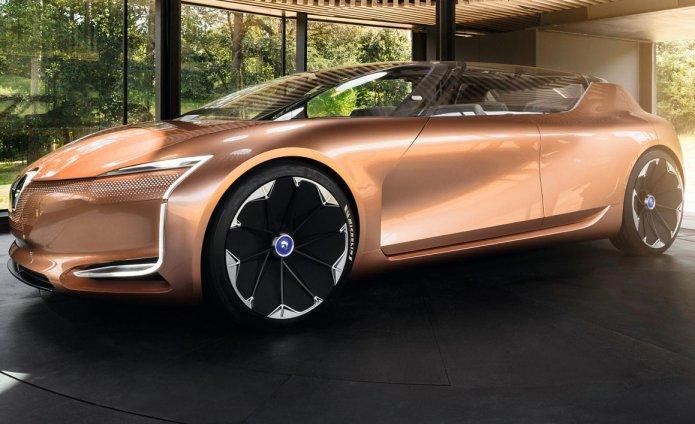 Renault показала автомобіль майбутнього Symbioz Concept
