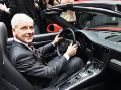 Індійський суд оголосив у розшук мало не весь топ-менеджмент Porsche