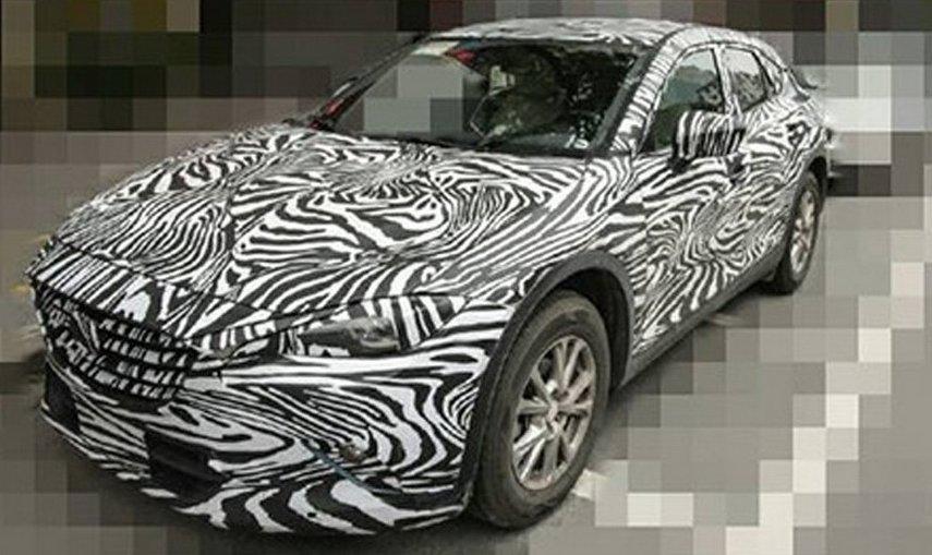 Mazda CX-4: фото