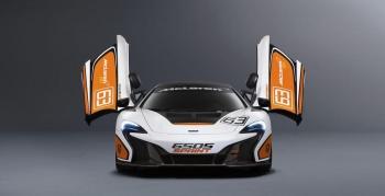 McLaren анонсувала трековую версію купе Sprint 650S