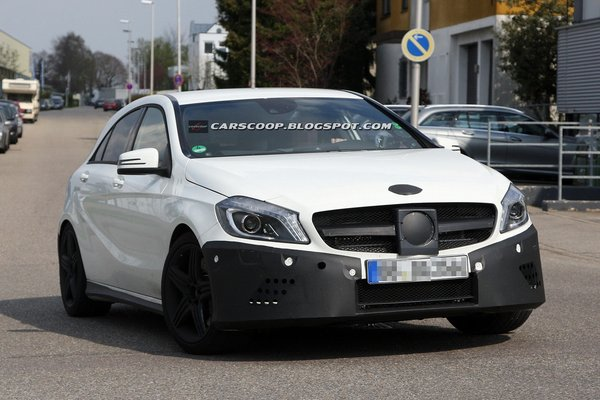 Mercedes А-класу отримає двигун у 350 к.с.