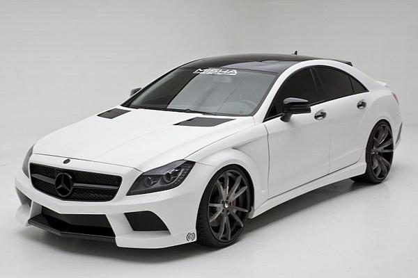 Тюнінг Mercedes-Benz CLS від Misha Designs